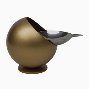 Grand Cendrier Boule Modèle Smokny de F.W. Quist, 1970s