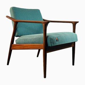 Mid-Century Rosewood Model Tono Lounge Chair by Torbjørn Afdal for Sandvik, 1960s