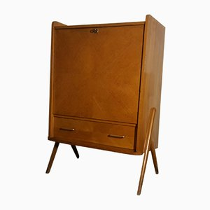 Oak Secretaire, 1950s
