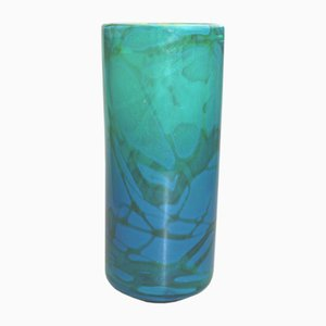 Art Glass Vase by Michael Harris for Mdina, 1970s