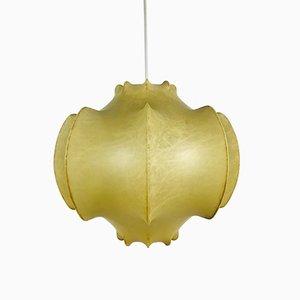 Lampe à Suspension Cocoon par Achille Castiglioni pour Flos, 1960s