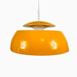 Metal Lamp by Temde Leuchten, 1970s