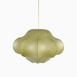 Italian Cocoon Pendant Lamp by Achille Castiglioni for Viscontea, 1960s