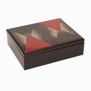 Caja Art Déco, años 30