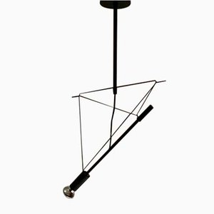 Lampada da soffitto vintage di Herman Hermsen per Designum, anni '80