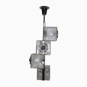 Lámpara de techo de Toni Zuccheri para VeArt, años 70