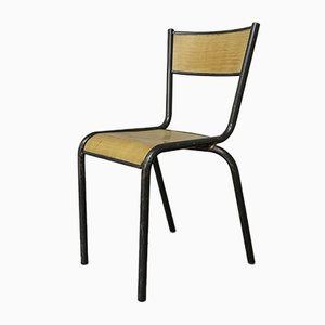 Vintage Model 510 Mullca Dining Chair from Gaston Cavaillon