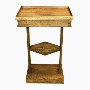 Table d'Appoint Vintage en Noyer