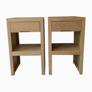 Vintage Nightstands, Set of 2