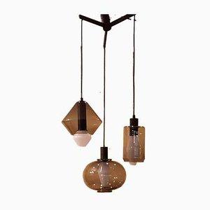 K2 Ceiling Lamp by Tapio Wirkkala for Idman, 1960s