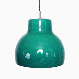 Lámpara de techo de KPM, años 70