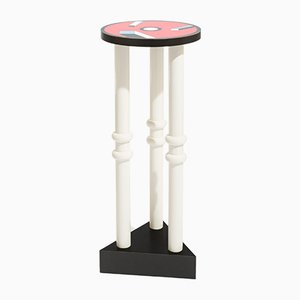 Vintage Side Table by Nathalie du Pasquier for Memphis