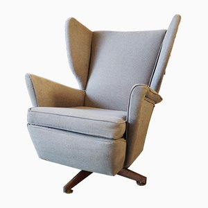 Mid-Century Wingback Armchair from G-Plan