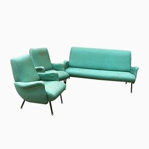 Italian Living Room Set by Mario Franchioni for Framar, 1950s