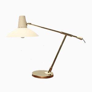 Deutsche Mid-Century Tischlampe, 1960er