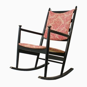 Rocking Chair Mid-Century de Niels Eilersen, 1960s