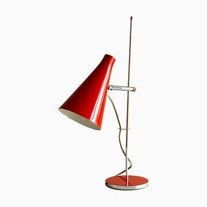Lampe de Bureau Mid-Century par Josef Hurka pour Lidokov, 1960s