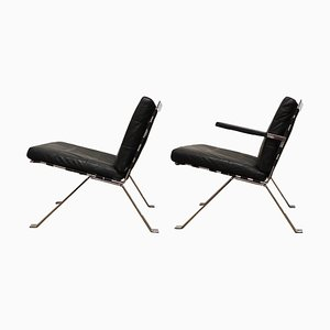 Easy Chairs by Hans Eichenberger for Girsberger, 1960s, Set of 2