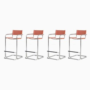 Stools by Mart Stam, 1970s, Set of 4