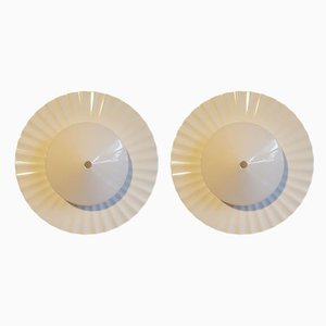 Ceiling Lamps by Achille Castiglioni for Flos, 1988, Set of 2