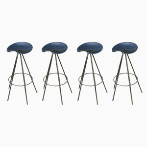 Stools by Pepe Cortés for Amat, 1990s, Set of 4