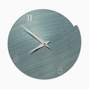 Reloj de pared Vulcano numerado de Andrea Gregoris para Lignis