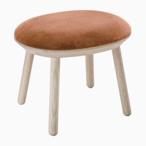 Naïve Ottoman In Terracotta by Etc.etc. for Emko
