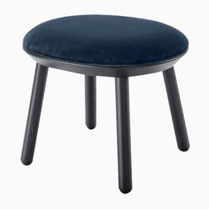 Naïve Ottoman In Royal Blue by Etc.etc. for Emko