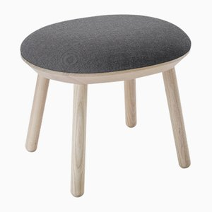 Naïve Ottoman In Grey by Etc.etc. for Emko