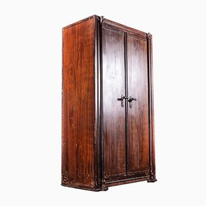 Large Antique Austrian Cabinet from Tanczos