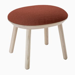 Naïve Ottoman In Cognac by Etc.etc. for Emko