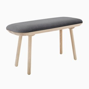 Grey L1000 Naïve Bench by Etc.etc. for Emko