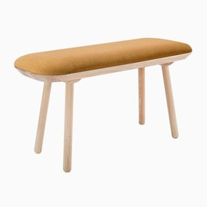 Yellow L1000 Naïve Bench by Etc.etc. for Emko
