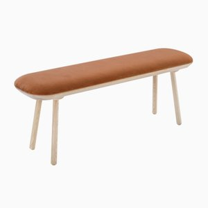 Terracotta L1400 Naïve Bench by Etc.etc. for Emko