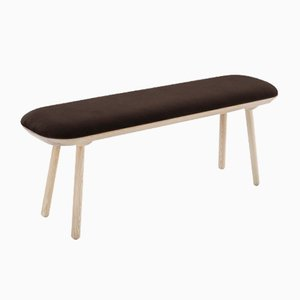 Brown L1400 Naïve Bench by Etc.etc. for Emko