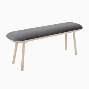 Grey L1400 Naïve Bench by Etc.etc. for Emko