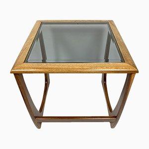 Mid-Century Scandinavian Teak Nesting Tables, 1970s