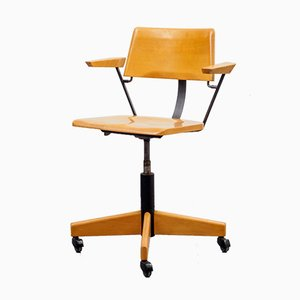 Desk Chair from Stoll Giroflex, 1950s