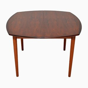 Rosewood Dining Table by Rolf Rastad & Adolf Relling for Gustav Bahus, 1960s