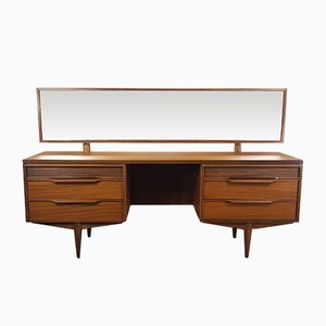 Teak and Teak Veneer Dressing Table from White and Newton, 1960s