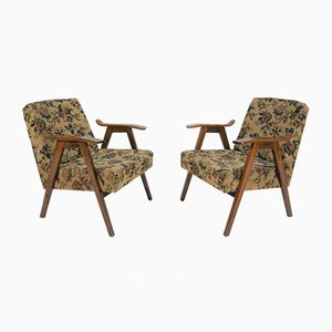 Lounge Chairs from Drevoimpregna Zilina, 1960s, Set of 2