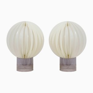 Table Lamps by Bent Gantzel-Boysen for Ikea, 1970s, Set of 2