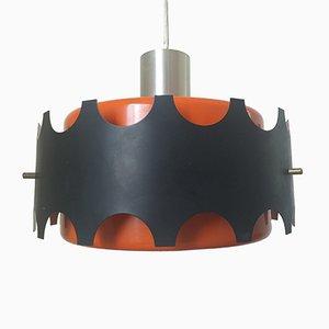 Lampe à Suspension Mid-Century, années 70