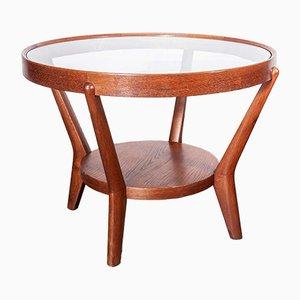 Table Console par Kozelka and Kropacek pour Interier Praha, années 50