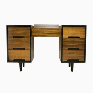 Mid-Century Walnut Veneer Dressing Table by John & Sylvia Reid for Stag, 1960s