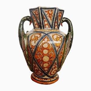 Vase Vintage en Terracotta