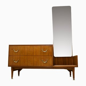 Mid-Century Afromosia Dressing Table from Meredew, 1960s