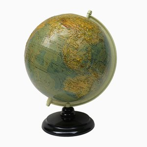 Bakelite Relief Globe from Paul Räth Nachf. KG, 1960s