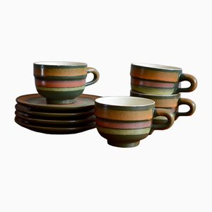 Coffee Service, 1960s, Set of 8