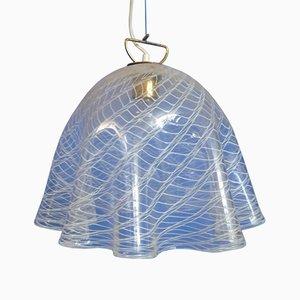 Hängelampe aus Muranoglas von J.T. Kalmar für Kalmar, 1960er